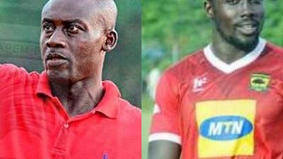 Coach Michael Osei told my wife that women like foolish men- Ex-Kotoko defender