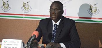 Burundi voting ends in calm despite fraud allegation