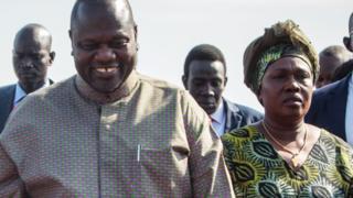 South Sudan's VP, wife contract COVID-19