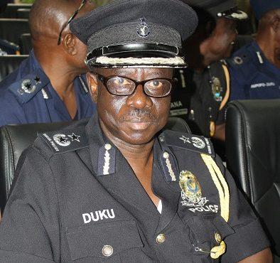 'Asafo Electoral Area, dean of criminals' ?
