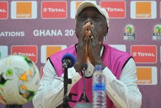 Bashir Hayford looks up to 'heaven' … for GFA technical director job