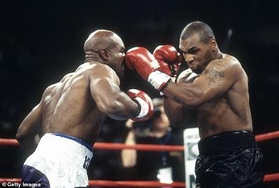 Holyfield open to third Tyson fight