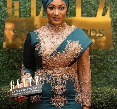 5 times Ghanaian designer, Pistis styled Samira Bawumia in gorgeous dresses