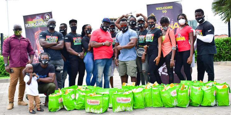 GBFA presents food items to athletes
