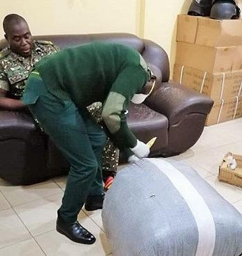 Security intercepts 53 parcels of smuggled 'wee' in Ketu South