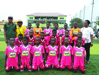 G.O Sports Academy absorbs Akro Heroes Football Club