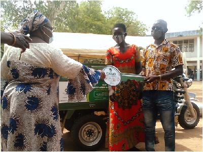 GASIP honours 59 farmers in UER