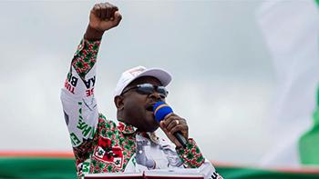 Burundi's Nkurunziza hails chosen successor's election victory