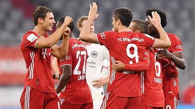 Bayern battle Leverkusen … in German Cup final on July 4