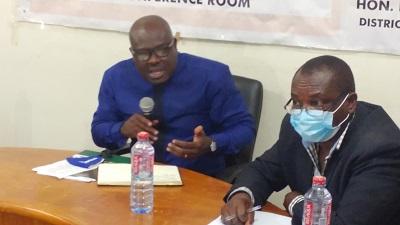 Shai Osudoku Assembly not forcibly taking lands for construction of Dodowa market