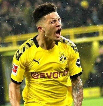 Dortmund demand £115m for Sancho