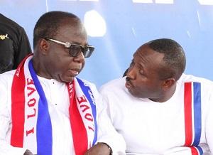 Names of the 51 female aspirants contesting in NPP's primaries