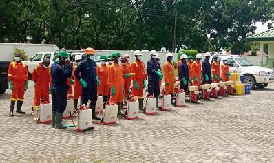 Zoomlion to disinfect 815 schools in Upper West Region