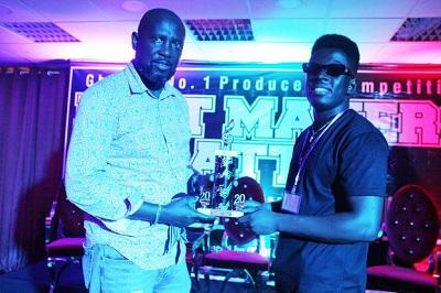 RDEE wins Beat makers Battle