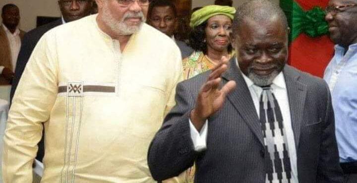Azumah Nelson eulogizes Former President Rawlings