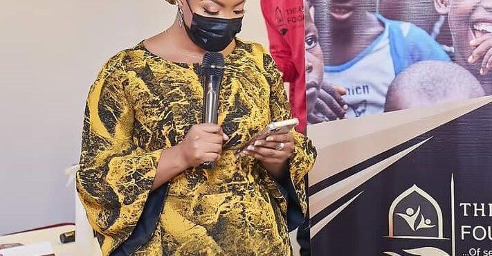 Ayisha Yakubu impacts lives with The Lay Foundatiom