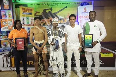 """Tico Tico wins maiden """"Fita Mu Rap"""" competition"""