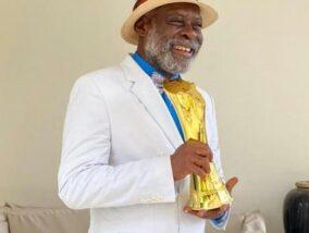 Kofi Adjorlolo honoured at TAFF 2021 as African Film Legend