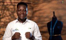 Ohene Sika Richard wins Fashion Entrepreneur of The Year