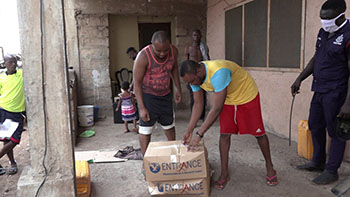Covid-19: Tobinco donates food items to 2,000 poor households