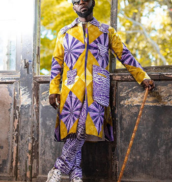Highlife musician, Bisa Kdei is revolutionizing highlife music and fashion in these photos