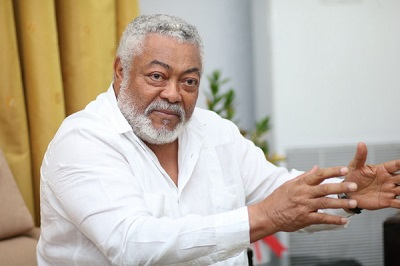 Burial for JJ Rawlings slated for January 27