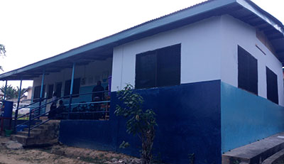 Iduapriem Health Centre in dire need of ambulance …they rely on taxis during emergencies