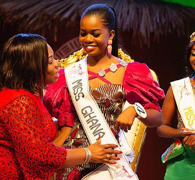 Monique Mawulawe Agbedepui is Miss Ghana 2020