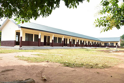 Asante Akyem District gets new educational complex