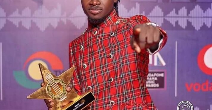 Fellow young artistes can win with hard work- Kuami Eugene