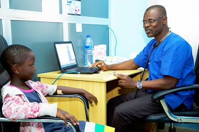 Dr Anabah, agent of change in the health sector
