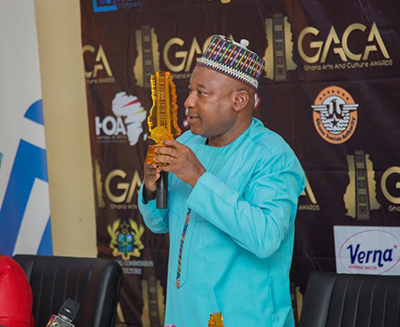 Deputy Minister of Tourism, Arts and Culture launches GACA 2020
