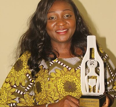 Mrs Actress Kai Maccarthy, the young woman in leadership position