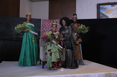 Abigail Nayram Tay crowned Miss Tourism Ghana