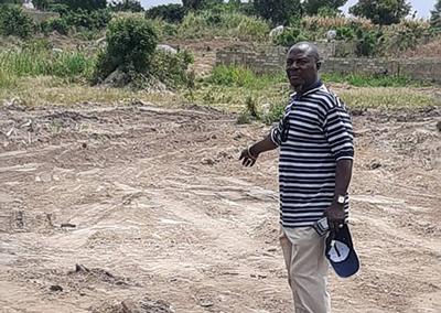 Stop encroaching on our family lands…Nii Ashitey Tetteh warns