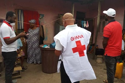 Ghana Red Cross Society handicapped …needs more funding, logistics