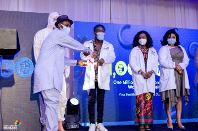 """Celebrities lead MPA's """"1Million PPE for Frontline Health Workers"""" campaign"""