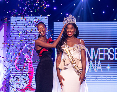 Chelsea Tayui unveiled as Miss Universe 2020