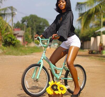 Model, Larkuor Adjartey nominated for Ghana Outstanding Woman Awards