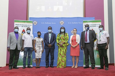 U.S. Embassy, KNUST strengthen educational ties with two new projects