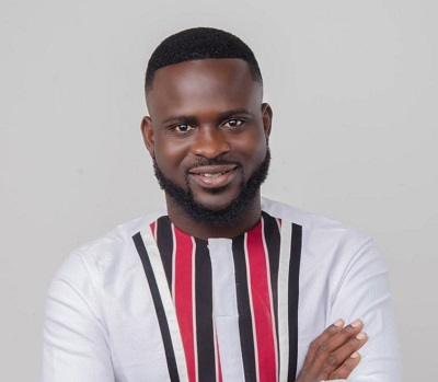 SK Frimpong wins Gospel Artiste of the Year at Western Music Awards