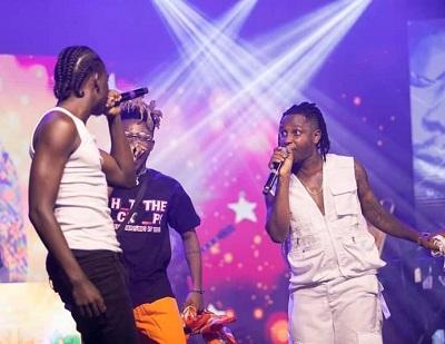 Kelvyn Boy releases 'Blackstar' album amidst electrifying performances