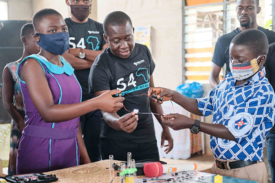 1Billion Africa launches STEM for Africa Project