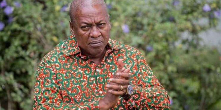New SP: Investigate ex-President Mahama !!!