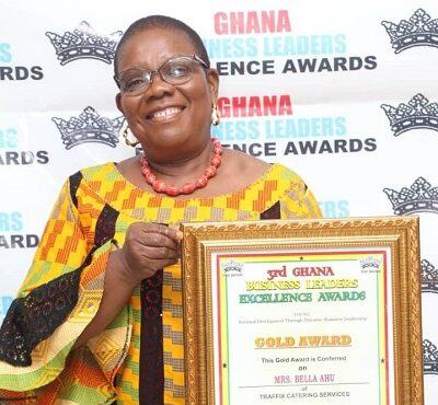 Business Leaders Award a motivation to do more — Mrs Bella Ahu