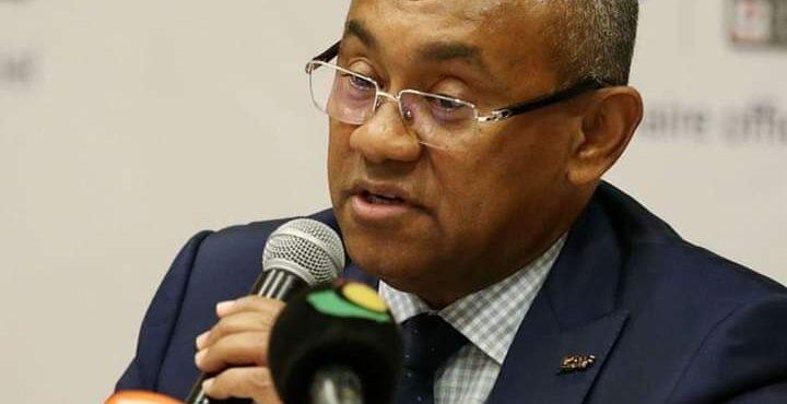 Breaking: FIFA bans CAF President Ahmad Ahmad