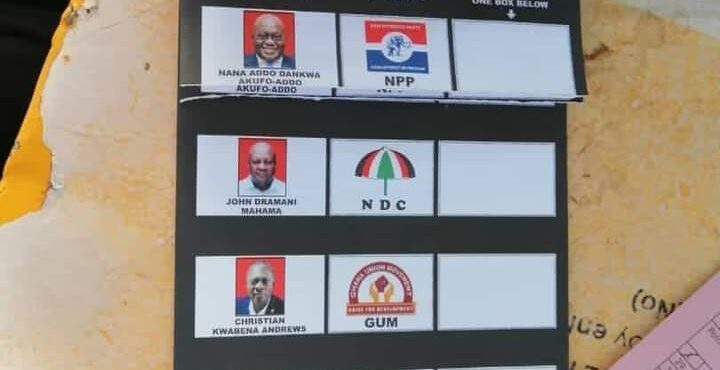 EC fires officers for tampering with Presidential ballot papers