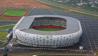 Let's speed up on the African Games