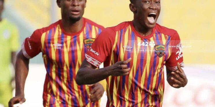 Oly, Hearts clash in 'Ga Mashie' derby