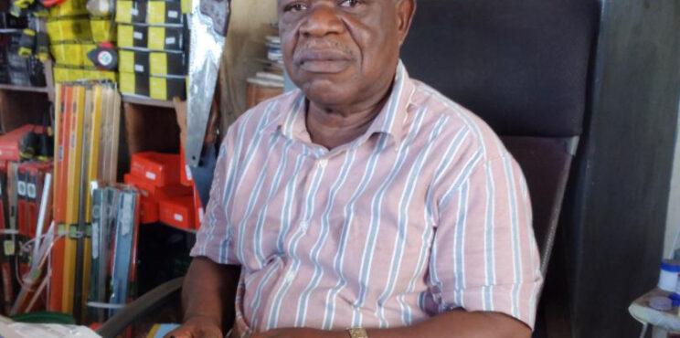 Mr Julius Osai, philanthropist, businessman extraordinaire